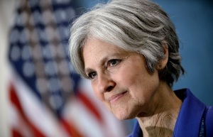 Not only is Dr. Jill Stein a strong and qualified candidate for President, but she speaks with authenticity about a plan for the issues facing the country. Can you say that about your candidate of choice? (Photo Credit: Olivier Douliery/Sipa USA)