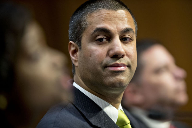 FCC Chairman Ajit Pai Testifies Before Senate Committee On Oversight Of Agency