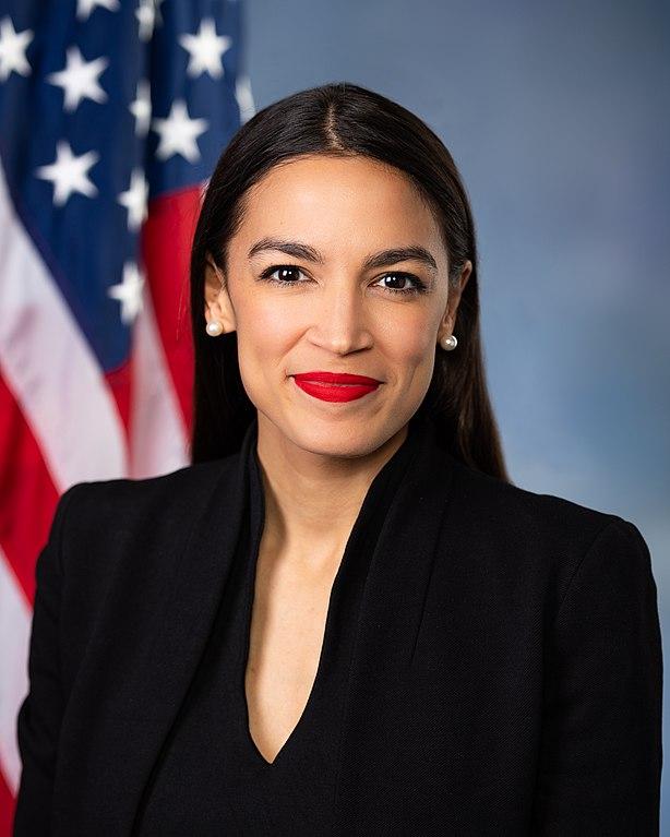 In: progressives like Alexandria Ocasio-Cortez. Out: incrementalist Democratic Party politics. (Photo Credit: U.S. House of Representatives)