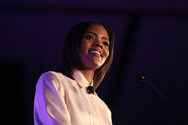 Candace Owens is right that blacks don't have to support the Democrats. Unfortunately, that's pretty much all she's right about. (Photo Credit: Gage Skidmore/CC BY-SA 2.0)